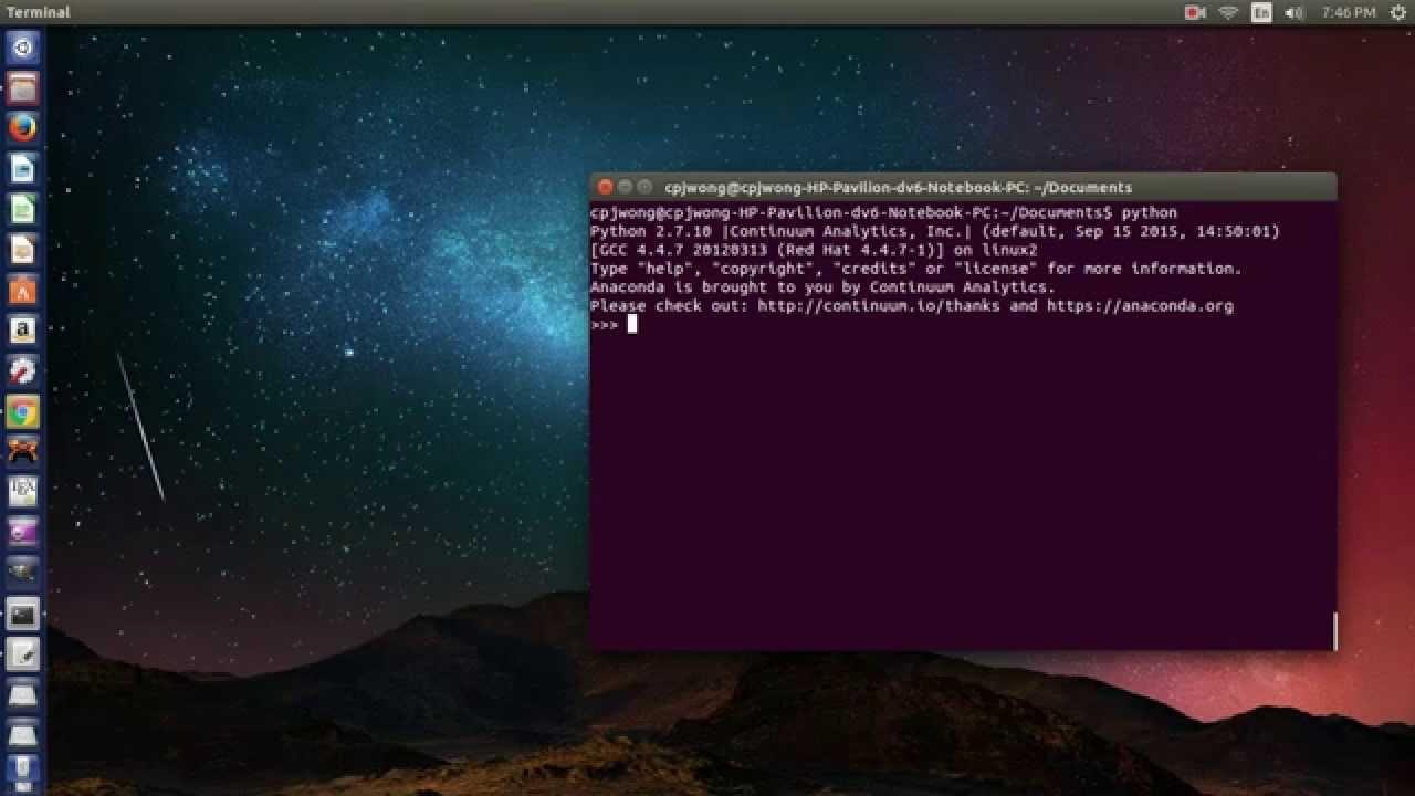 Plot a vector field using python on Ubuntu (Cantonese)