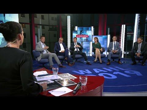 #mdrwahlarena: Sachsens Spitzenkandidaten