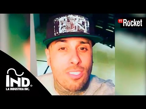Nicky Jam - Mil Lágrimas | Instagram Preview @nickyjampr