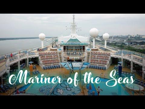ROYAL CARRIBEAN   Mariner of the Seas Pt. 1
