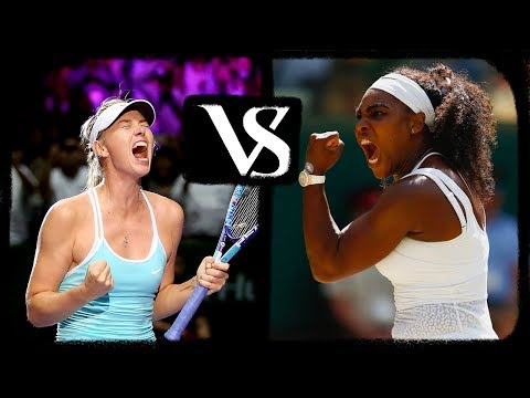 Serena Williams - Maria Sharapova all 21 match points