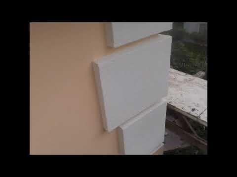 видео: Как сделать декор на фасаде