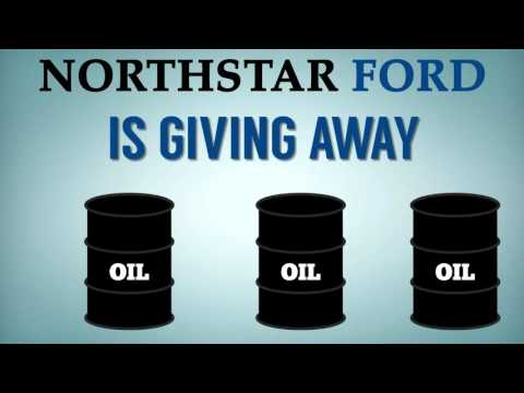 Stand Against Canada's Oil Tax Hike: Free Oil at NorthStar Ford