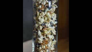 Blueberry And Lemon Gourmet Popcorn