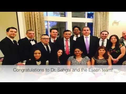 Essen Health CMO Dr. Sumir Sahgal named 'House Call Doctor of the Year'
