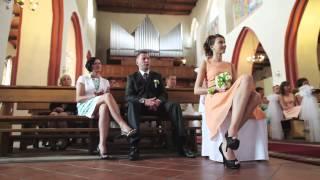 Ślub Karolina i Arek 29.08.2013 r. i moje kazanie :)