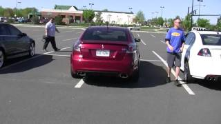 Pontiac G8 Exhaust Compilation.MTS