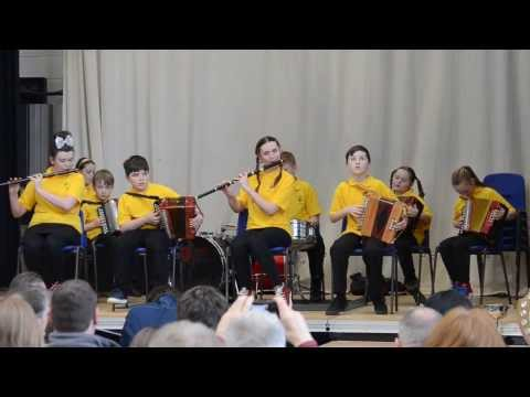 Feis Glaschu 2014: St Patrick's CCE Under 12 A band
