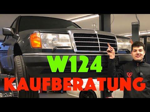 W124 Kaufberatung Gebrauchtwagencheck Mit Einem Mercedes Profi Und Motoren Experten