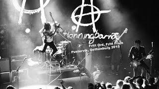 Honningbarna - Fritt Ord, Fritt Fram (Live in Gothenburg)