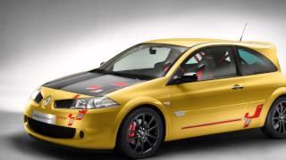 2009 Renault Megane R26.R Videos