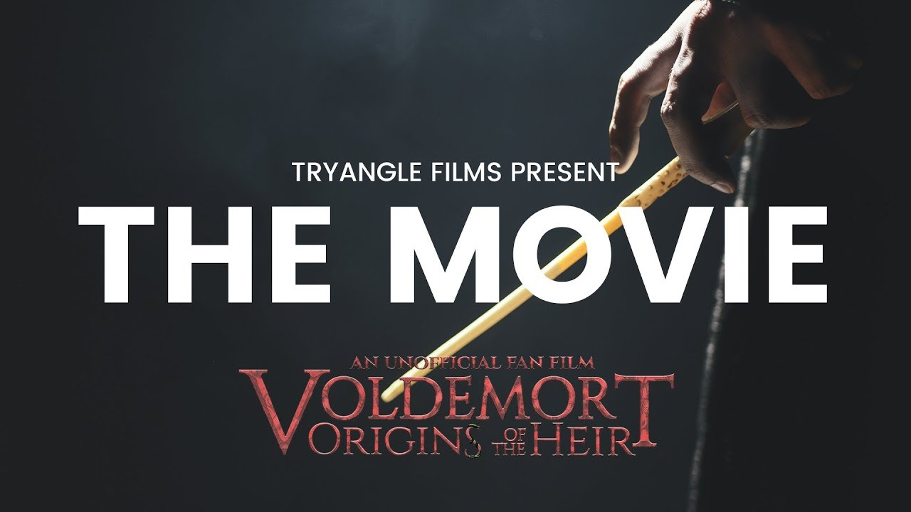 Watch The FULL, Incredible Voldemort Fan-Film Now... For Free!