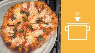Silently Cooking - Margherita Pizza (Pizza 2.0)