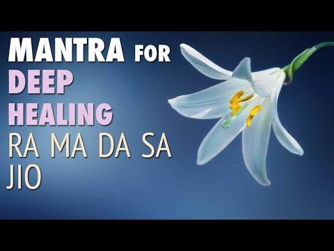 Meditation Mantra for Deep Healing | RA MA DA SA | Mindfulness Meditation Music | Meaning