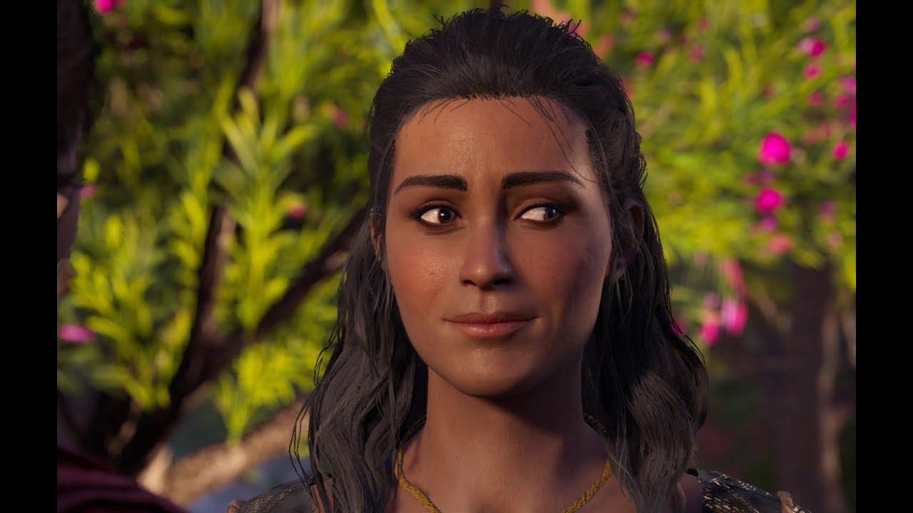 Assassin S Creed Odyssey Kyra Romance German Youtube