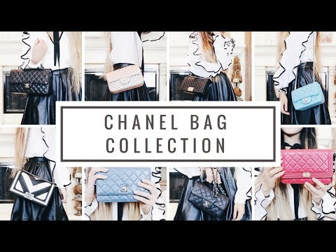 My Chanel Bag Collection | Updated 2018