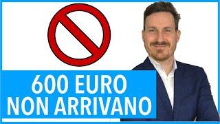 600 euro non arrivano: cosa fare? (bonus INPS Covid-19)