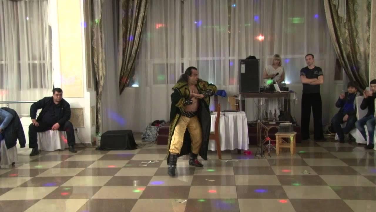 Balakən Parkinda keçirilmiç xurma festivali 2019 pəhləvan Əmir