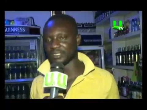 Alchohol consumption on the increase in Sunyani West District
