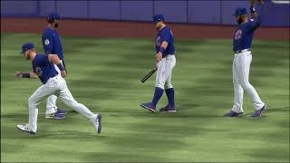 2020 Mock NLCS - Mets vs Cubs Game 5 (MLB The Show 20)