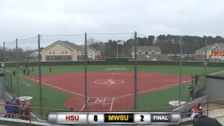 Reddies Softball vs. Missouri Western   Feb. 16, 2019