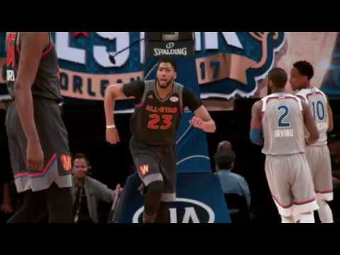 2017 NBA All-Star Game | Mini-Movie