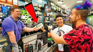 Selling Iphone Xs Max To Gamestop!! (release Day)