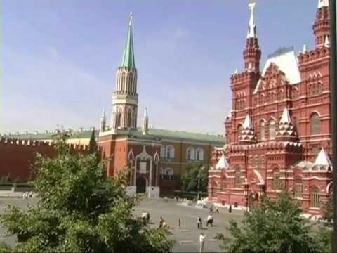 Crociera fluviale da Mosca a San Pietroburgo- Parte Prima