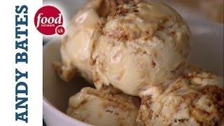 Apple Pie With Honeycomb Ice Cream - Andy Bates