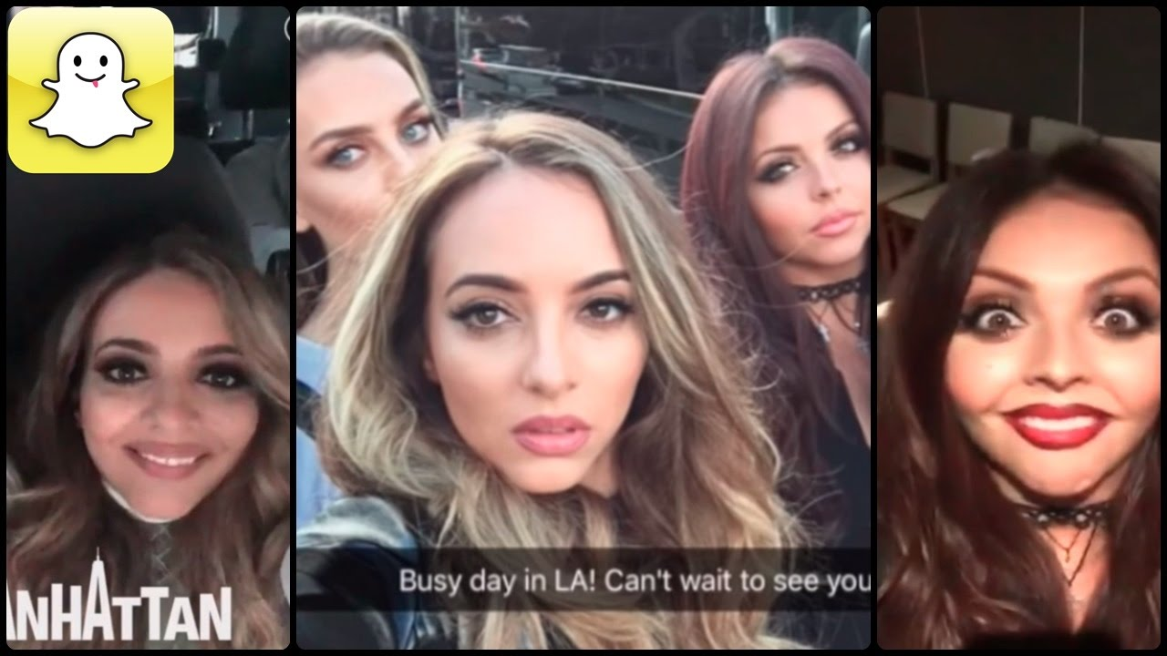 Little Mix - Snapchat Video Compilation 2015 (#3) - YouTube