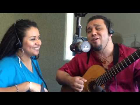 """En la radio """"Bajo la Ceiba""""(2)"""