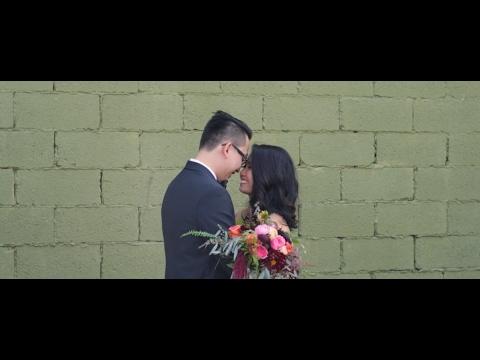 Leslie Ann & Danny - 501 Union Wedding Video - Brooklyn wedding videographer