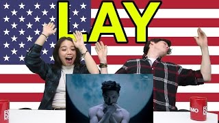 "Americans React to Lay ""Lose Control"""