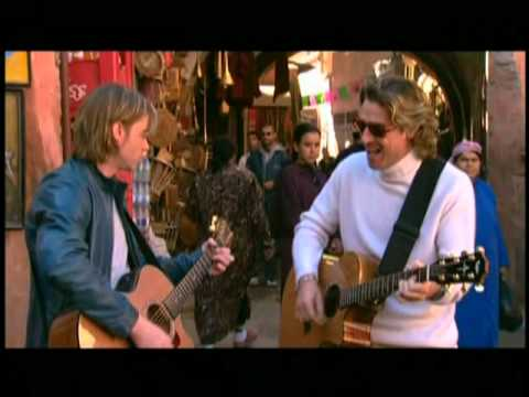 Collective Soul - The World I Know (Live in Morocco)