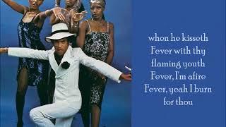 Fever - Boney M. - (Lyrics)