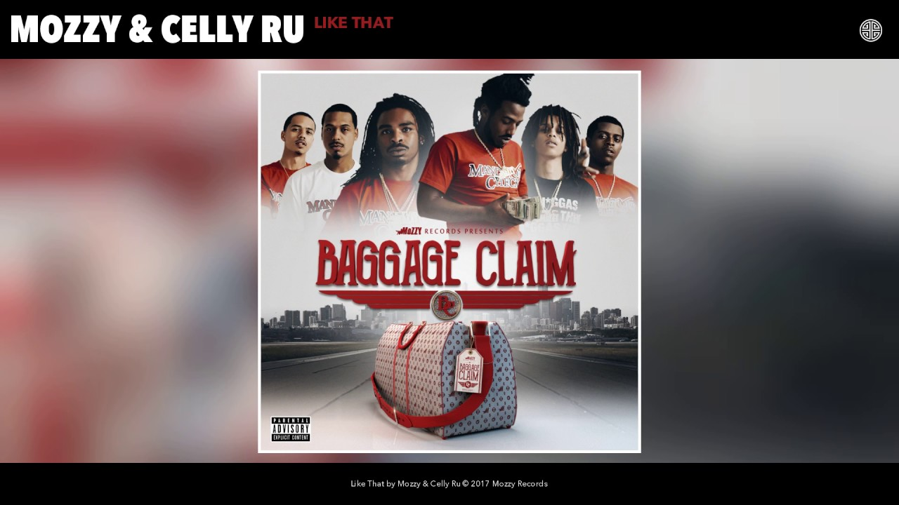 Mozzy & Celly Ru - Like That (Audio)