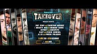 SSYNIC vs. GREGPIPE | Toptier Takeover v. 2.0 - Trailer | 31.3.2018 | Astra Kulturhaus