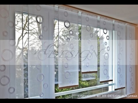 Exclusive Flächen Vorhang Designs 1