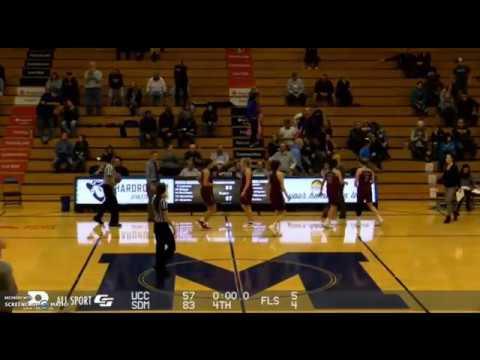 Hardrocker WBB Highlights vs. Chadron State College