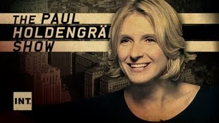 Bestselling author Elizabeth Gilbert on THE PAUL HOLDENGRABER SHOW