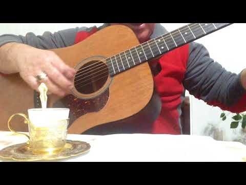 Таёжная ёлочка под гитару.