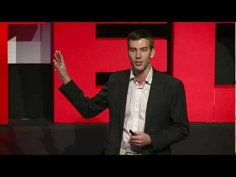Empowering tomorrow's leaders to re-invent the labor market: Peter Vogel at TEDxLausanne