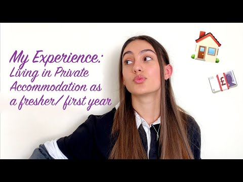 My Experience Living in Private Accommodation | UCA