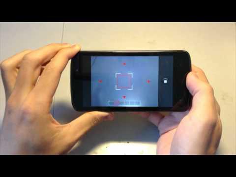 LG Optimus True HD LTE - 相機