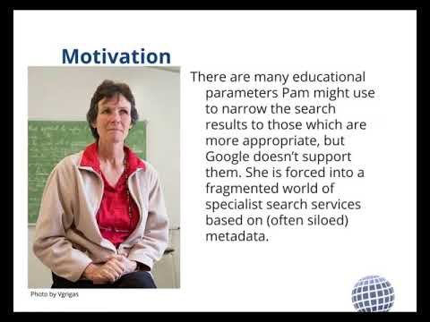 The Learning Resource Metadata Initiative (Lorna Campbell, Phil Barker)