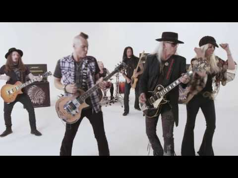 "Blackfoot ""Southern Native"" official video featuring Rickey Medlocke"