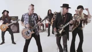 "Blackfoot ""Southern Native"" official video featuring Rickey Medlocke"