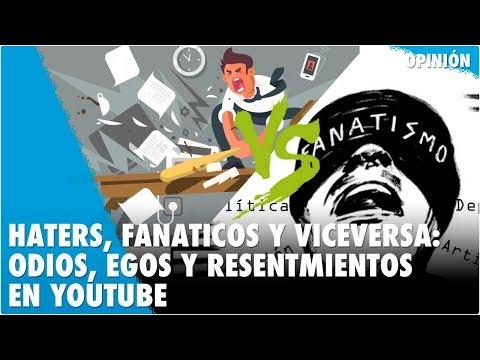 HATERS, FANÁTICOS Y VICEVERSA | Jota Delgado | Actualidad | Opinión