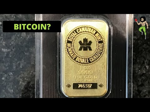 Sell Gold To Buy Bitcoin? Forget Silver?!