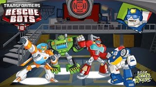 Transformers Rescue Bots: Hero Adventures #2 | All RESCUE BOTS! By Budge Studios